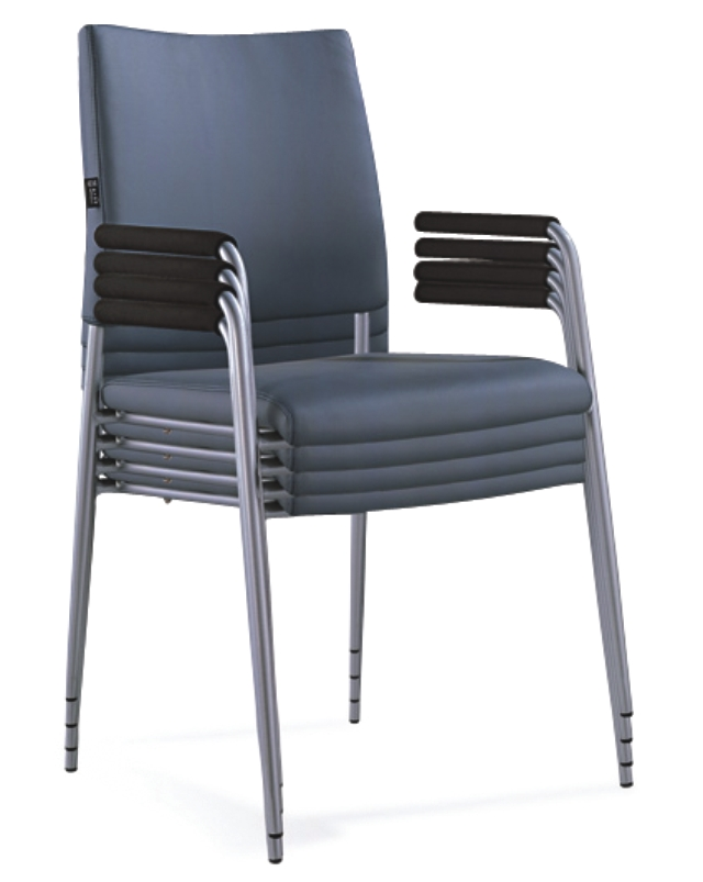 Classic Design Cheap Stackable Leather Office Meeting Chair, Visitor Chair,Conference Chair