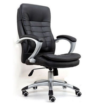Leather Office Chair The Boss Computer Furniture Swivel