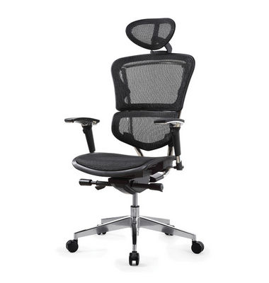 Swivel mesh chair office from Foshan/High back best ergonomic executive office chair