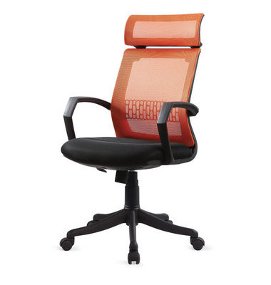 European Style Molded foam Swivel Fabric Mesh Heated Office Chair/Price for Office Chairs China