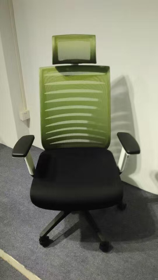 Many Optional Color Mobile Low Back Mesh Office Chair, Staff computer desk chair