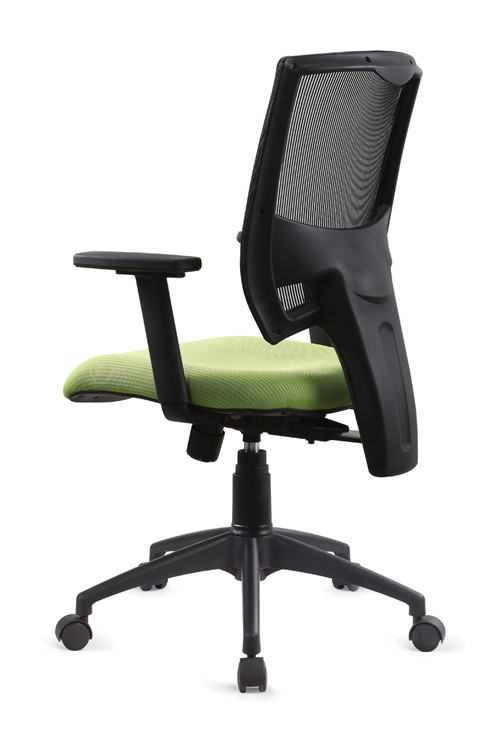 Wholesale Price Office Short Back Mesh Swivel Staff Chair for Employees