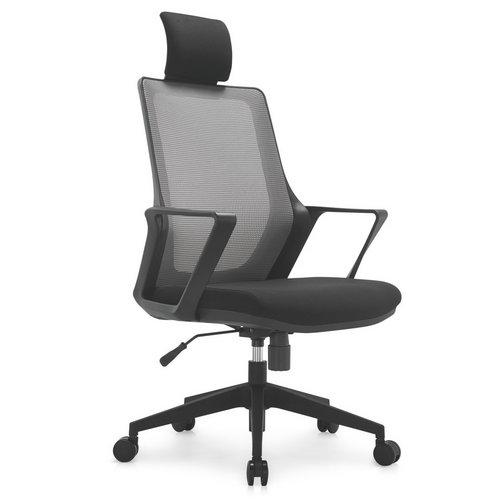 black fabric plastic mesh ergonomic office. Modern Ergonomic Staff Office Black Plastic Mesh Chair Swivel Computer Chairs With Lumbar Support Armchair Fabric