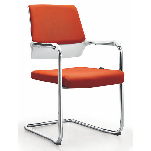 Foshan New Conference Meeting Room Chairs On Wheels Cheap Staff Armchair  Guest Chairs