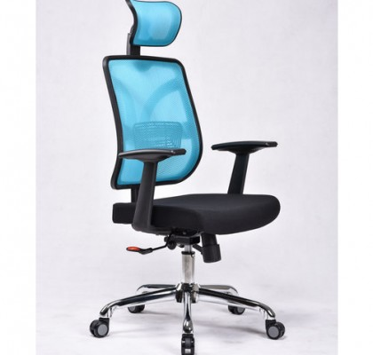 Full Mesh Chair 360 degree revolving staff conference meeting chair used office room computer chair