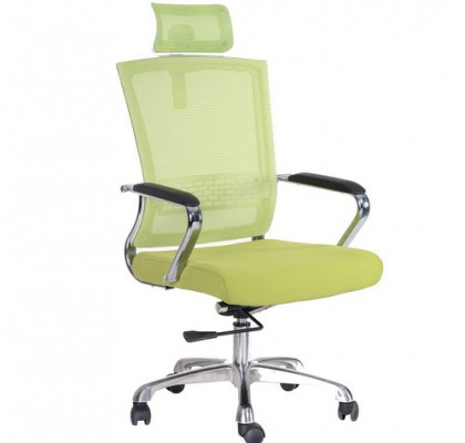 High Back Green Ergonomic Home Office Work Furniture Desk Swivel Mesh office Chair Made In China