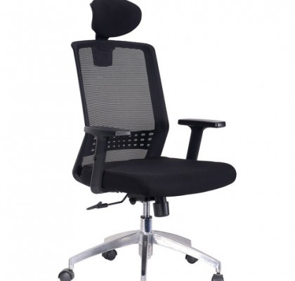 Multi function ergonomic executive manager mesh office chair computer chair with adjustable armrest