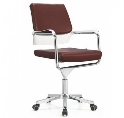 Popular office drafting chair height adjustable operator chair steel frame office chair