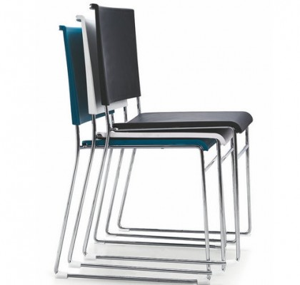 Chinese Wholesale Factory Price Stackable Office Chair Hall Conference Visitor Reception Chairs
