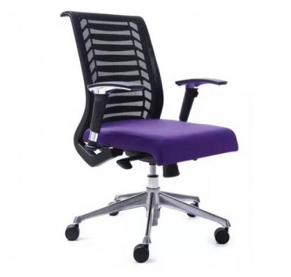 competitive mesh staff computer desk task gas lift swivel office chair with adjustable armrest
