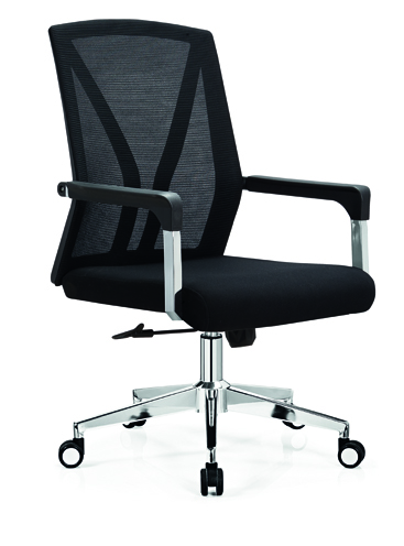 ergonomic staff computer office mesh chair conference chair -3