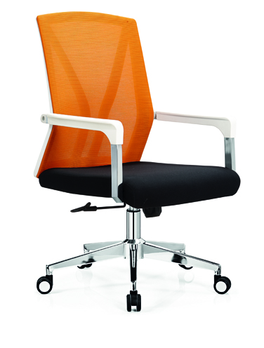 ergonomic staff computer office mesh chair conference chair -4