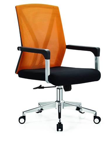 ergonomic staff computer office mesh chair conference chair -5