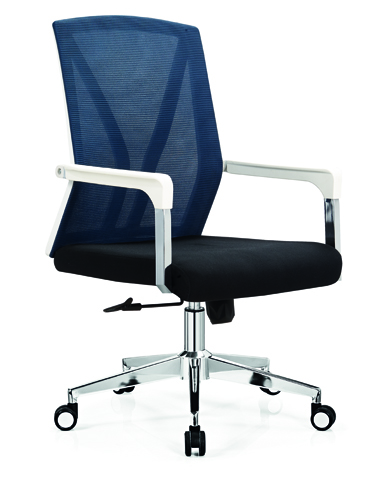 ergonomic staff computer office mesh chair conference chair -6