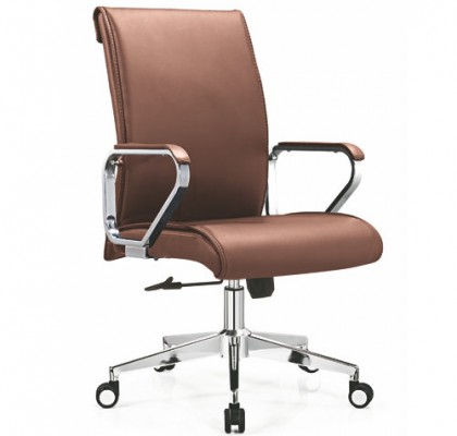 Alibaba PU staff computer desk task gas lift swivel office chair with high standard Chinese