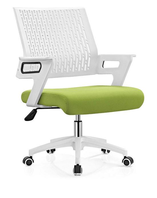 Mesh Operator Chair Swivel staff Chair Style office chair nylon base -1