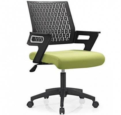 Malaysia Simple Mesh Operator Swivel Staff Rolling Seats Office Chair with Nylon Base