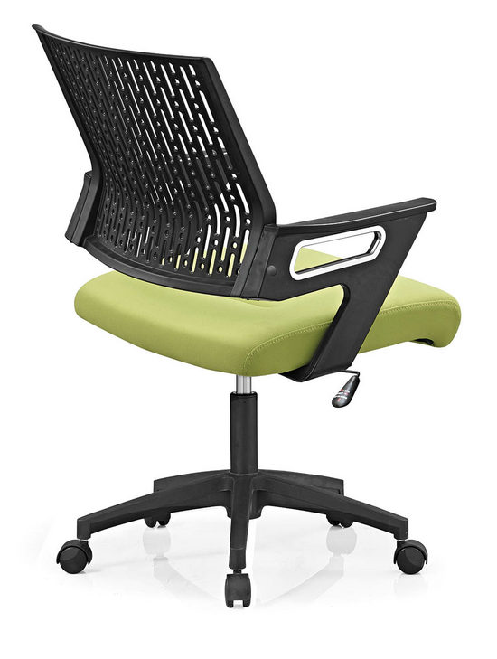 Mesh Operator Chair Swivel staff Chair Style office chair nylon base -6