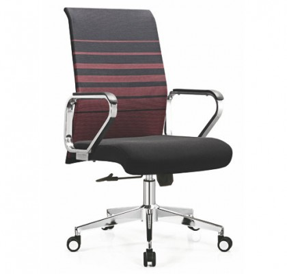 China suppliers height adjust armrest lifting swivel mesh meeting staff office chairs working chair