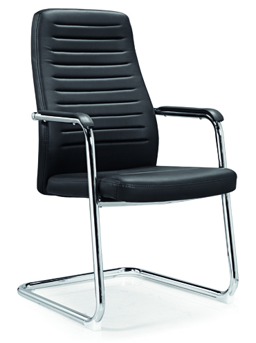 alibaba chairs office furniture conference chair PVC leather office chair -1