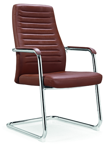 alibaba chairs office furniture conference chair PVC leather office chair -3