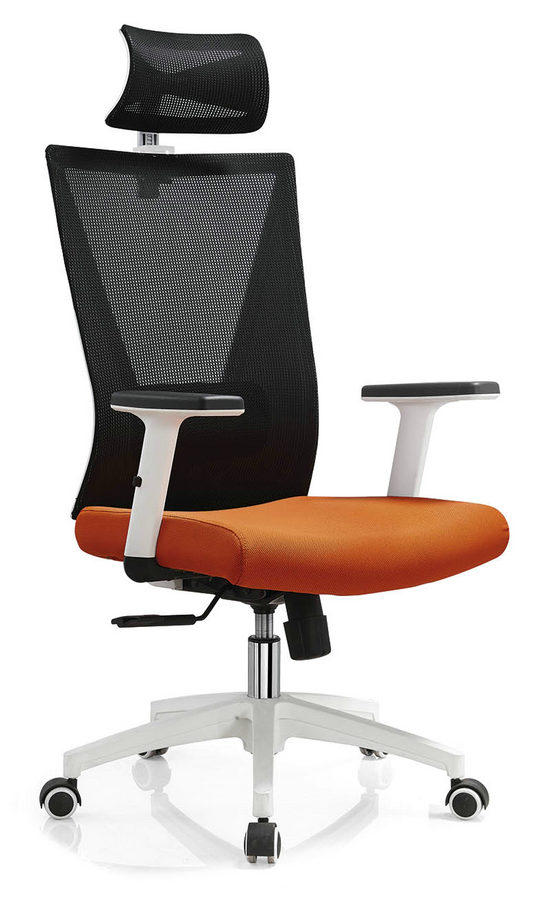ergonomic modern mesh computer swivel executive office desk chair for hotel -1