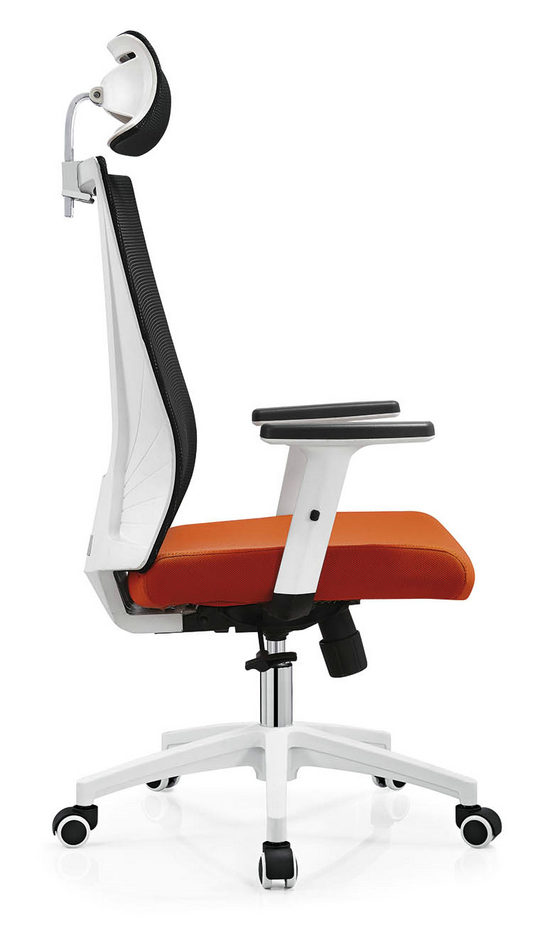 ergonomic modern mesh computer swivel executive office desk chair for hotel -2