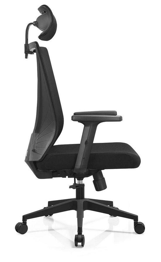 ergonomic modern mesh computer swivel executive office desk chair for hotel -6