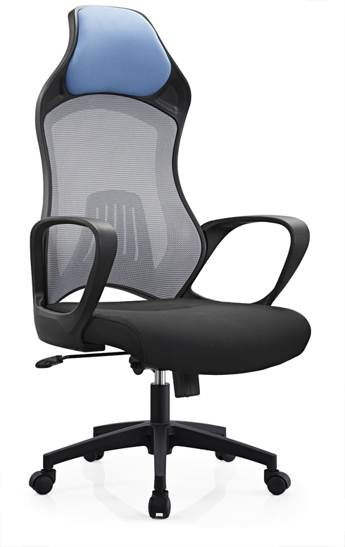 China manufacturer Gamer Computer Office Seat Swivel Gaming Racing Chair with headrest -1