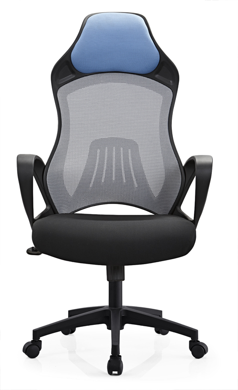 China manufacturer Gamer Computer Office Seat Swivel Gaming Racing Chair with headrest -2