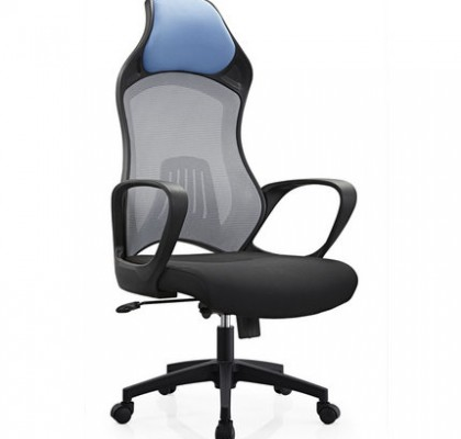 China supplier Atomic Mesh Computer Office Swivel Gaming Racing Chair with headrest