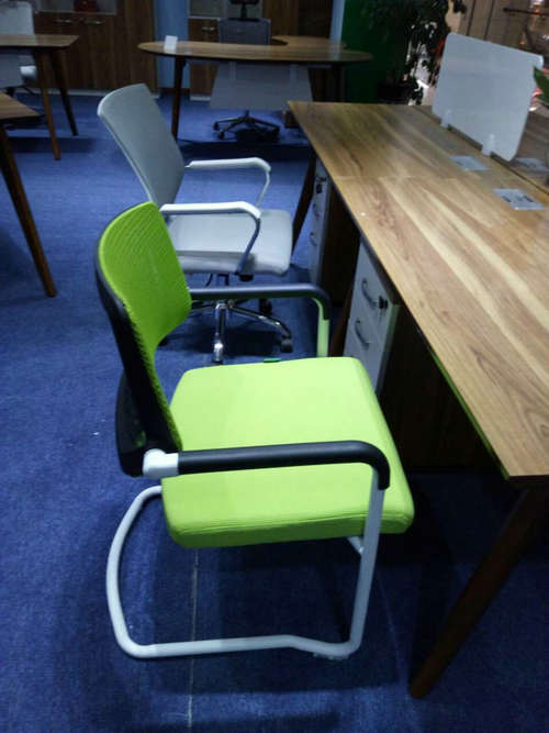 Eurotech Apollo Mesh Guest Chair With Sled Base Girsberger Yanos Cantilever Meeting Chair -4
