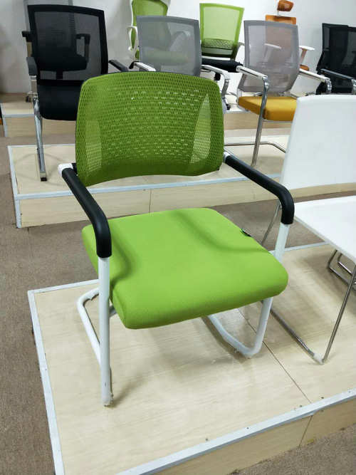 Eurotech Apollo Mesh Guest Chair With Sled Base Girsberger Yanos Cantilever Meeting Chair -6